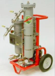 portable fuel polishing equipment