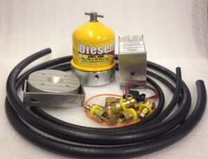 dieselcraft oil cleaning system